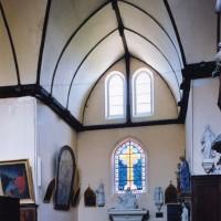 Le bras nord du transept (2005)