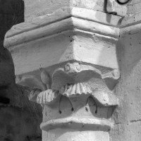Chapiteau des grandes arcades de la nef (1996)