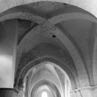La voûte de la base du clocher (1996)