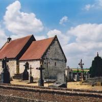 La chapelle dans son environnement (2003)