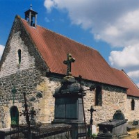 La chapelle vue du sud-ouest (2003)