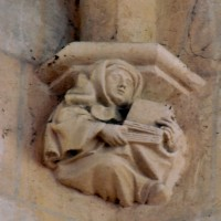 Cul-de-lampe de l'abside (2005)