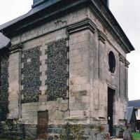 La tour de façade vue du nord-ouest (2003)