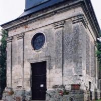 La tour de façade vue du sud-ouest (2005)