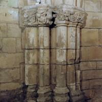 Faisceau de colonnettes dans la crypte (2008)