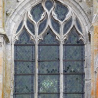 Fenêtre du bas-côté sud du choeur (2016)