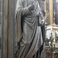 Statue de saint Pierre (2016)