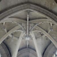 La voûte de l'abside (2016)