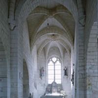 Le choeur vu vers l'est (2007)