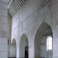 La nef vue vers le nord-ouest (2007)
