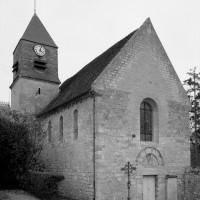 L'église vue du nord-ouest