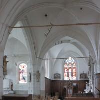 Le transept vu vers le nord (2005)