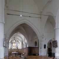 L'intérieur vu vers le sud-est (2005)