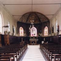 L'intérieur vu vers l'est (2004)