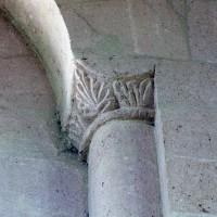 Chapiteau de la fenêtre de la façade ouest (2008)