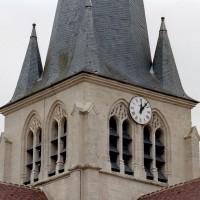 Le clocher vu du nord-ouest (2007)