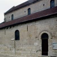 La nef vue du sud-est (2007)