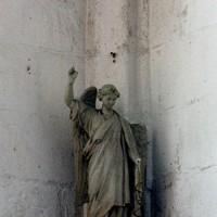 Cul-de-lampe et dais dans la chapelle sud (2008)