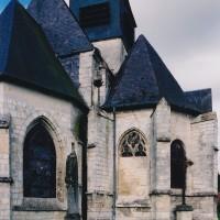 La chapelle nord vue du nord-est (2003)