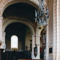 La base du clocher vue vers le nord (2003)