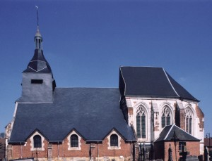 L'église vu du sud (2003)