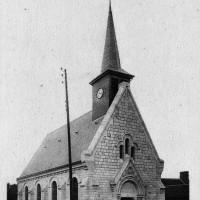 L'église en 1930
