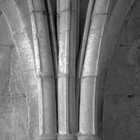 Retombée de voûtes à l'étage inférieur (1999)
