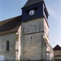 Le clocher vu du nord (2006)