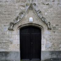 Le portail ouest de la nef (2007)