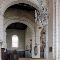 Le transept vu vers le nord-est (2003)