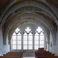 La chapelle vue vers le nord (2004)