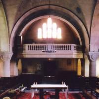 L'intérieur vu vers le sud (2007)