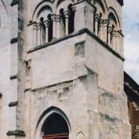 Le clocher vu du sud-ouest (2003)