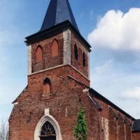 La façade vue du sud-ouest (2003)