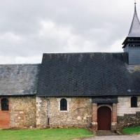 L'église vue du nord (2004)