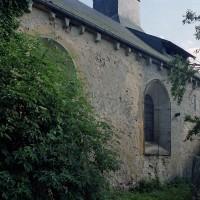 La nef vue du nord-est (2002)