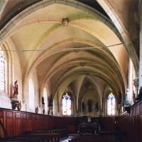 L'intérieur vu vers le nord-est (2006)