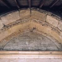 Détail du portail ouest (2004)