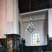 Le bras sud du transept vu vers le sud (2003)