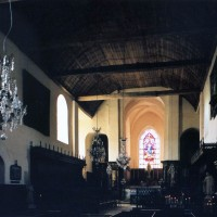 L'intérieur vu vers le nord-est (2003)