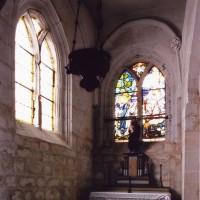 La chapelle nord vue vers le nord-est (2007)