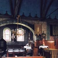 L'intérieur vu vers le nord (2006)
