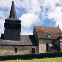 L'église vue du sud (2005)