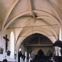 L'intérieur vu vers l'ouest (2005)