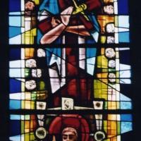 Vitrail de sainte Thérèse (2003)