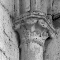 Chapiteau du bras nord du transept (1996)