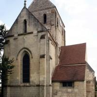 L'église vue du nord (2019)
