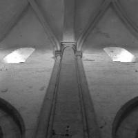Retombée des voûtes du vaisseau central (1996)