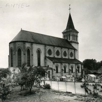 L'église en 1961
