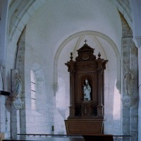 Le choeur vu vers l'est (2006)